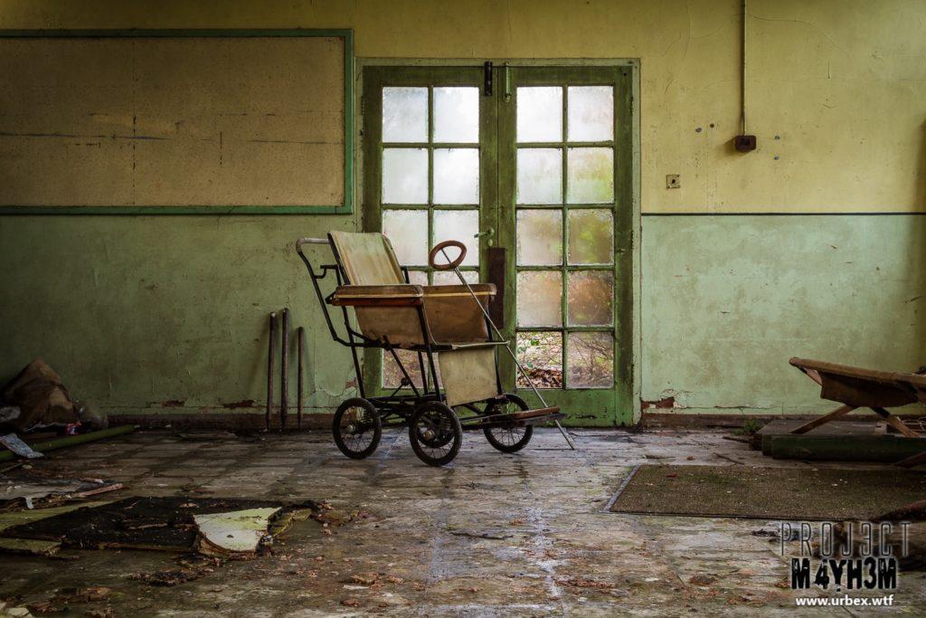 St Gerards TB Orthopaedics Hospital – Wheelchair