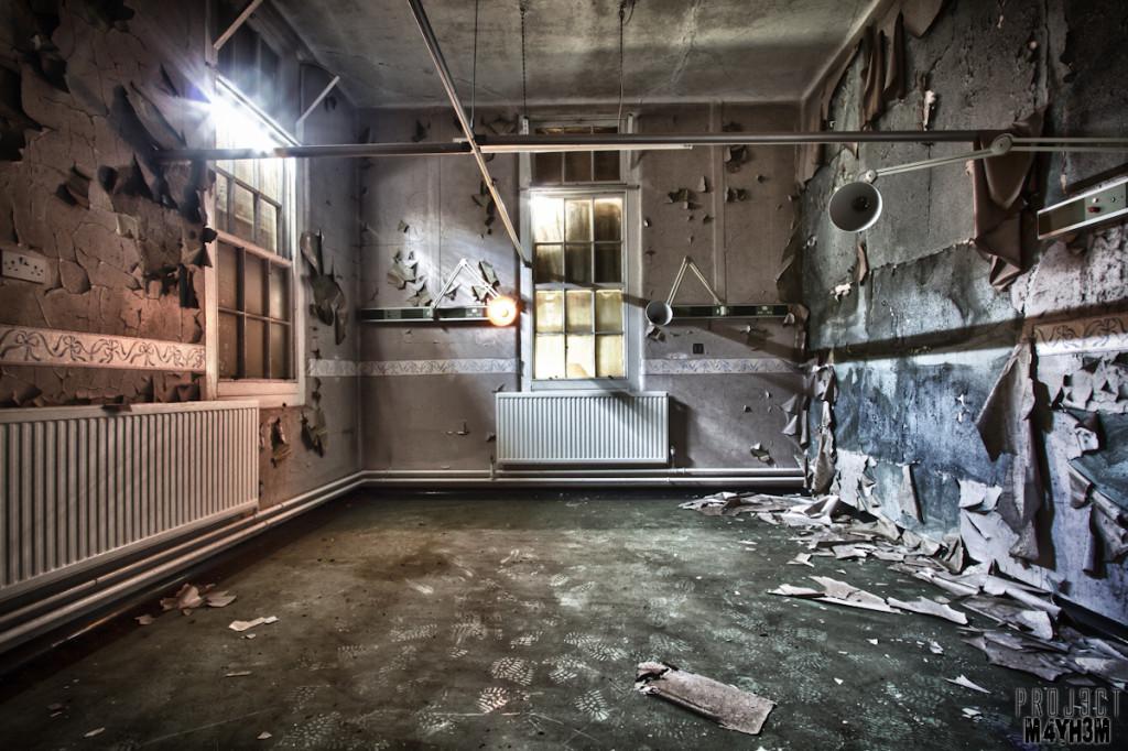 CMH aka The Cambridge Military Hospital - Examination Room