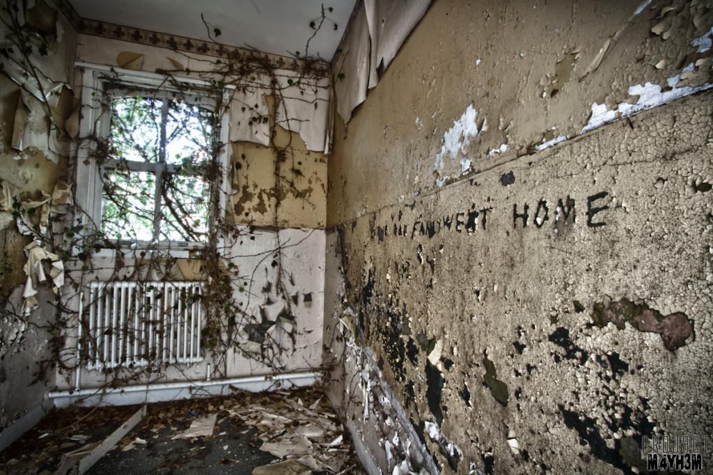 Whittingham Asylum - The Day Fanny Went Home