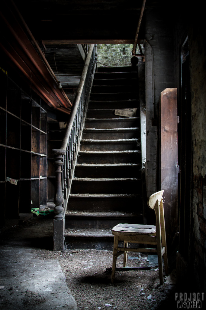 George Barnsley & Sons Ltd - Stairs