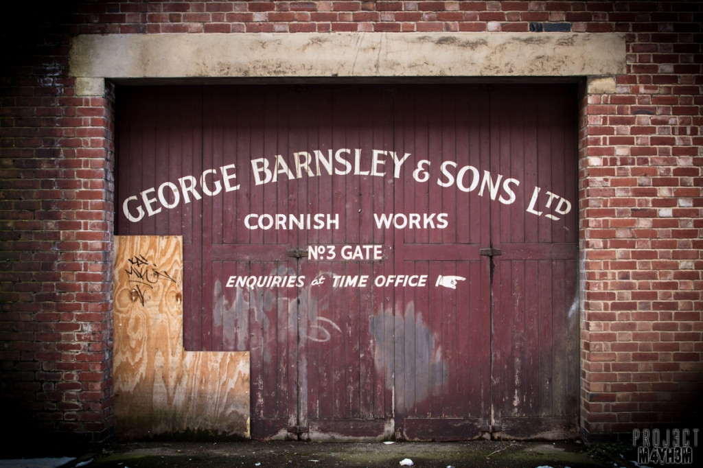 George Barnsley & Sons Ltd
