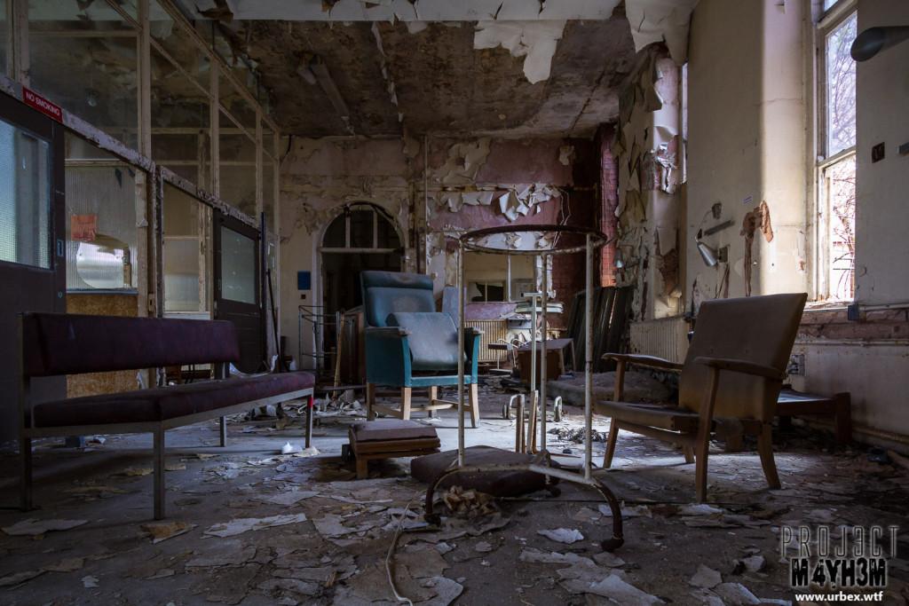 Mansfield General Hospital