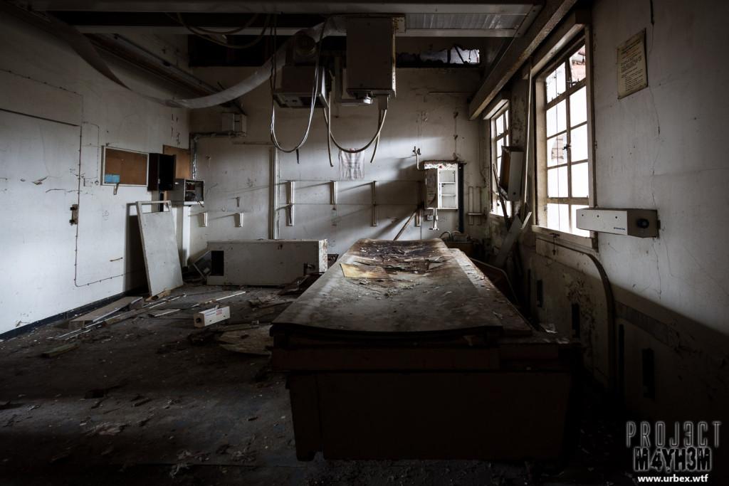Mansfield Hospital - X-Ray