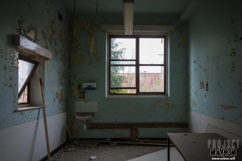 Mansfield Hospital - Ward