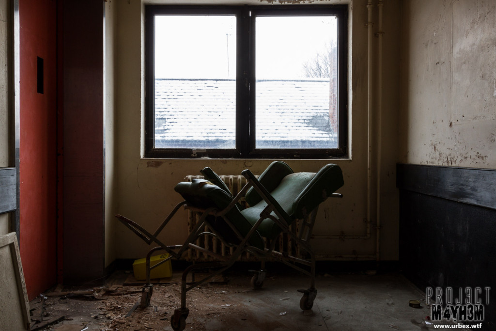Mansfield Hospital - Chair