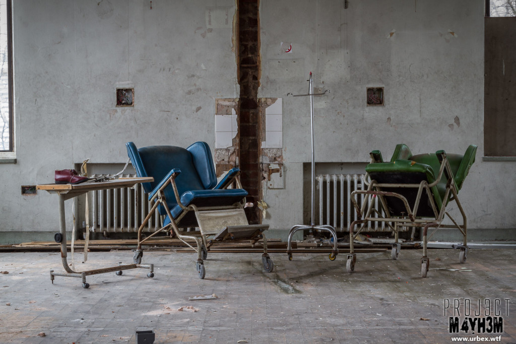 Mansfield Hospital - Chairs