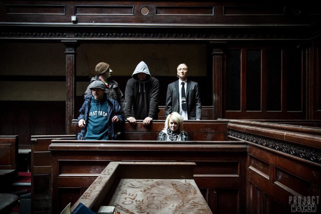 Sheffield Crown Court - The Usual Suspects