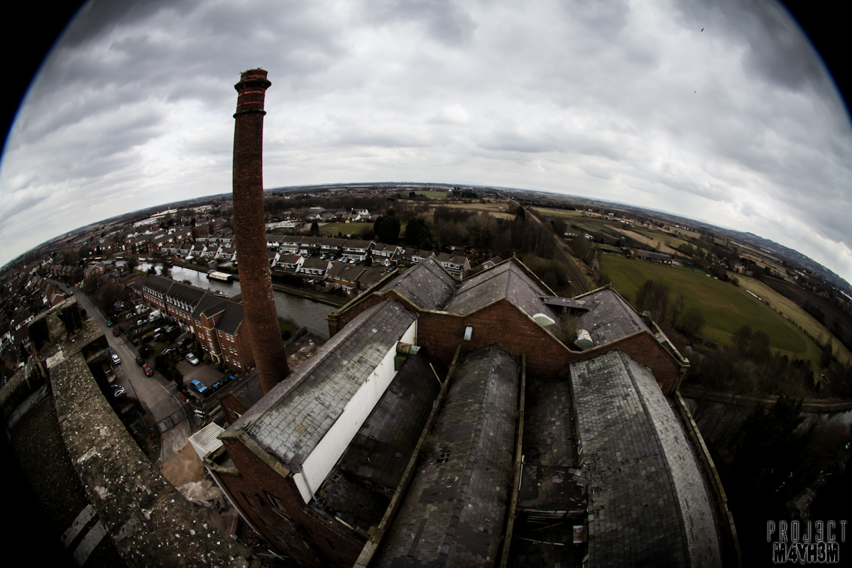 Allied Flour Mill Burscough