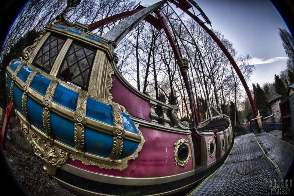 Camelot Theme Park