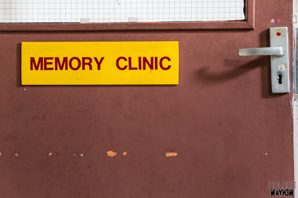 Rossendale General Hospital - Memory Clinic