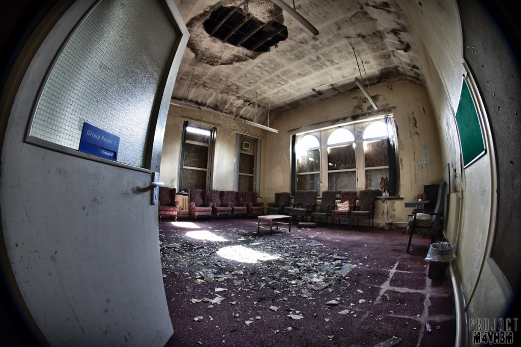 Rossendale General Hospital - Group Room 1