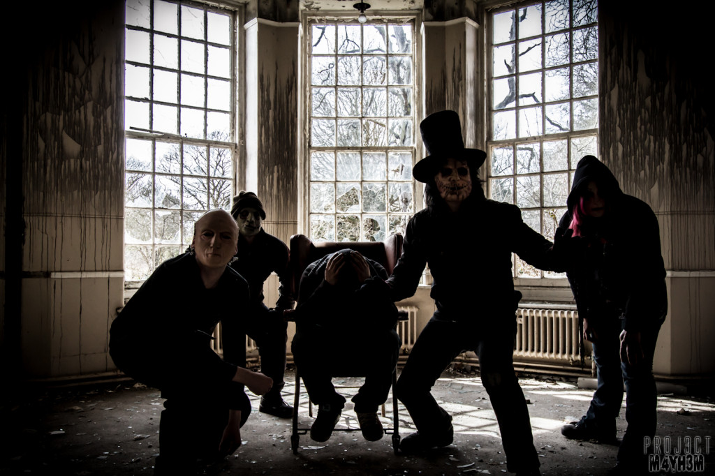 Severalls Lunatic Asylum - Favourite crew shot so far :)