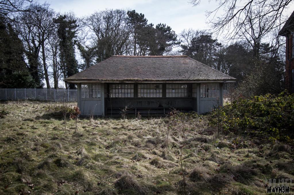 Severalls Lunatic Asylum - Pavilion