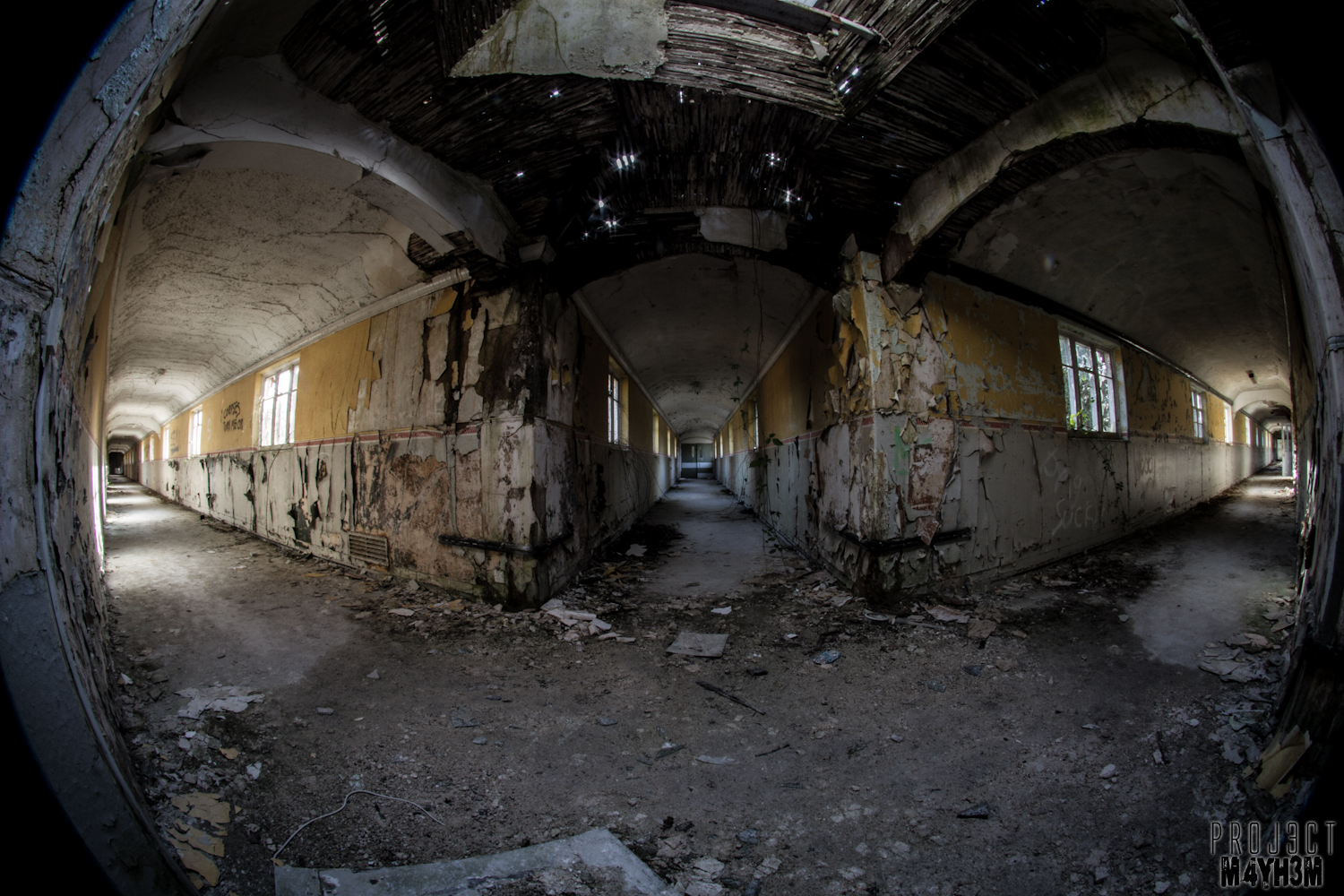 Abandoned Buildings Sites