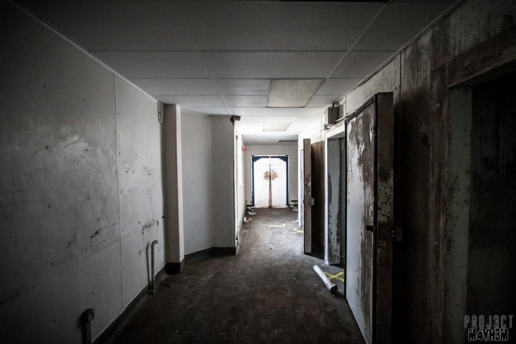 Severalls Lunatic Asylum - Chillers