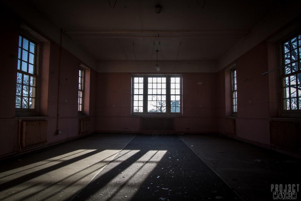 Severalls Lunatic Asylum - Ward