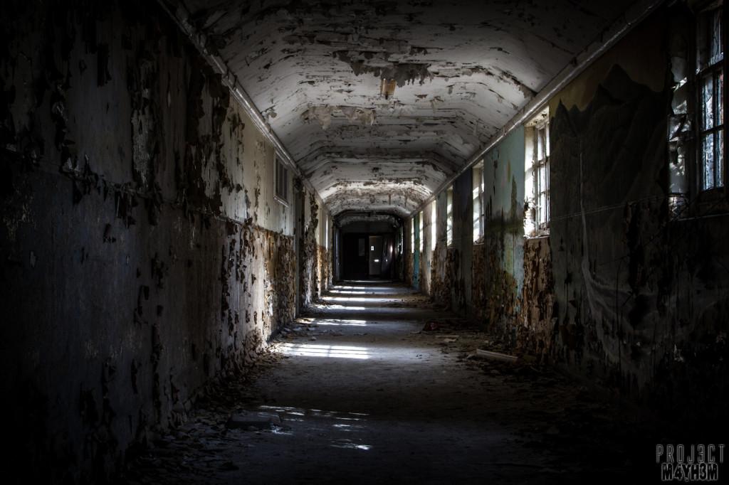 Severalls Lunatic Asylum