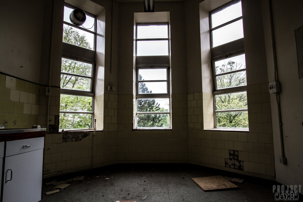Lancaster Moor Hospital aka Lancaster Asylum