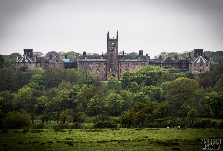 Urbex: Lancaster Moor Hospital, aka Lancaster Asylum, Lancashire - May ...