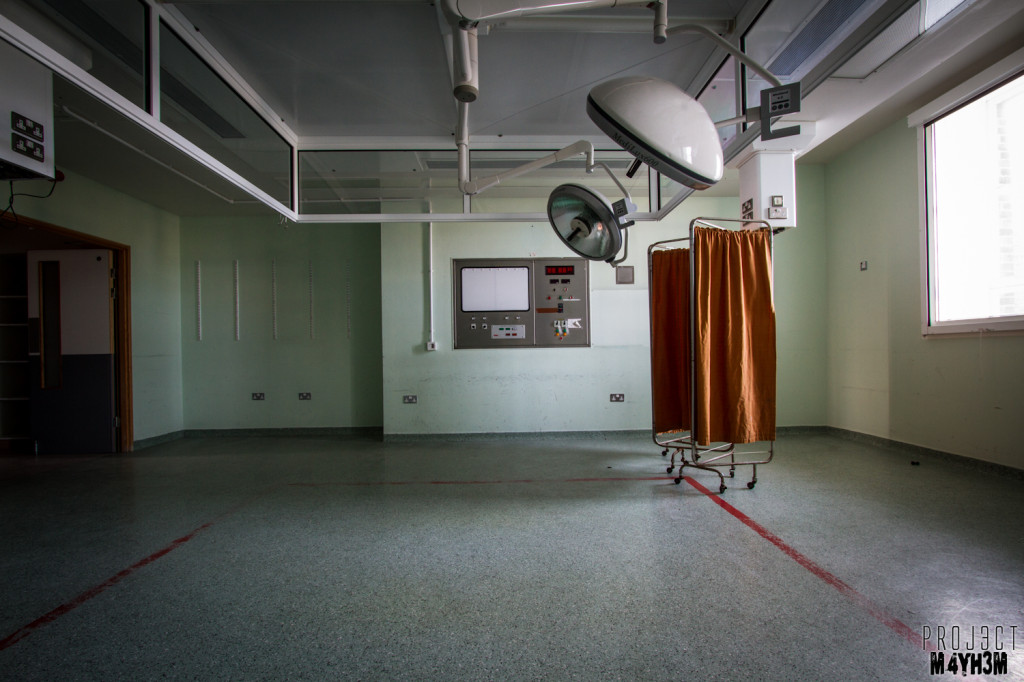 The Royal Hospital Haslar - Operating Theatre