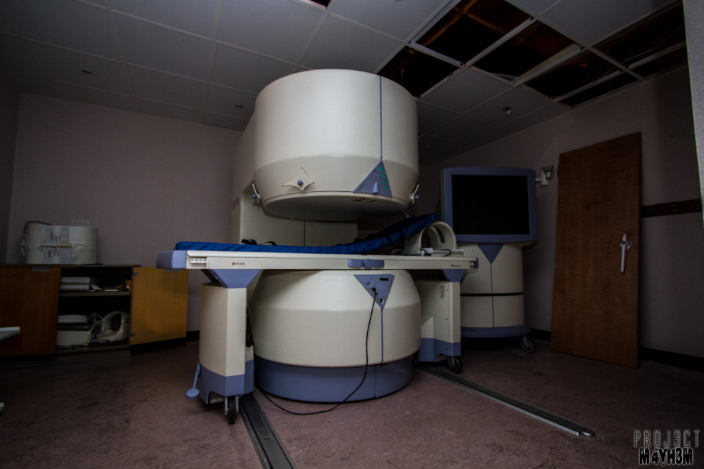 The Royal Hospital Haslar - Proview MRI Scanner