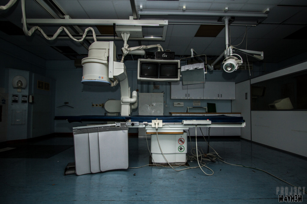 The Royal Hospital Haslar - Radiation Department