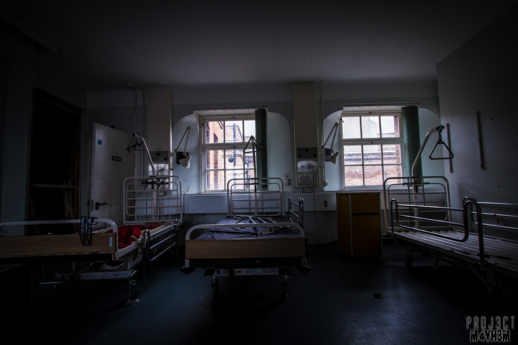 The Royal Hospital Haslar - Ward