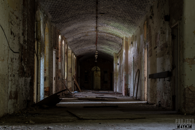 Haunted Insane Asylum | www.imgkid.com - The Image Kid Has It!