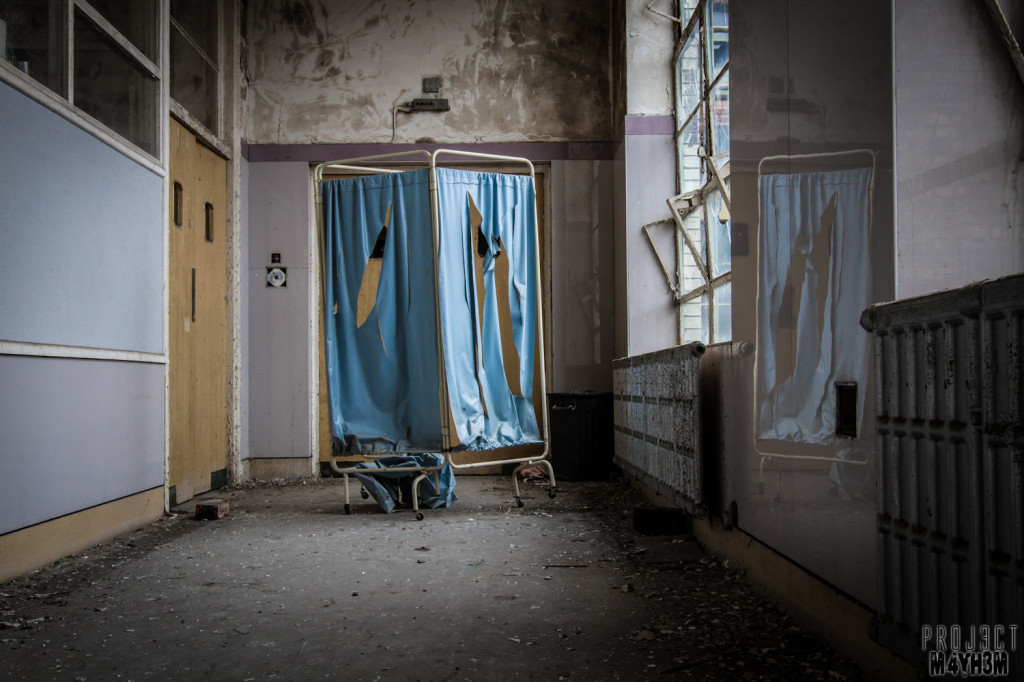 St Josephs Orphanage - The final curtain