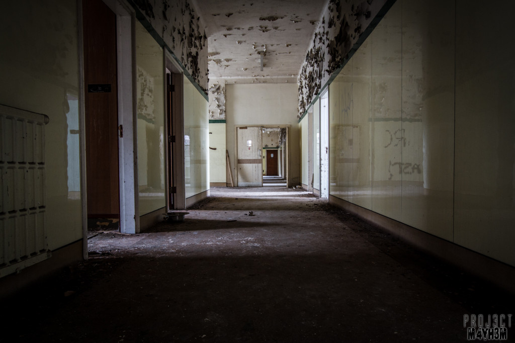 St Josephs Orphanage - Corridor