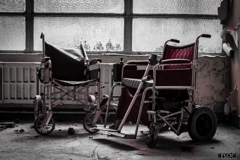 St Josephs Orphanage - Wheelchairs