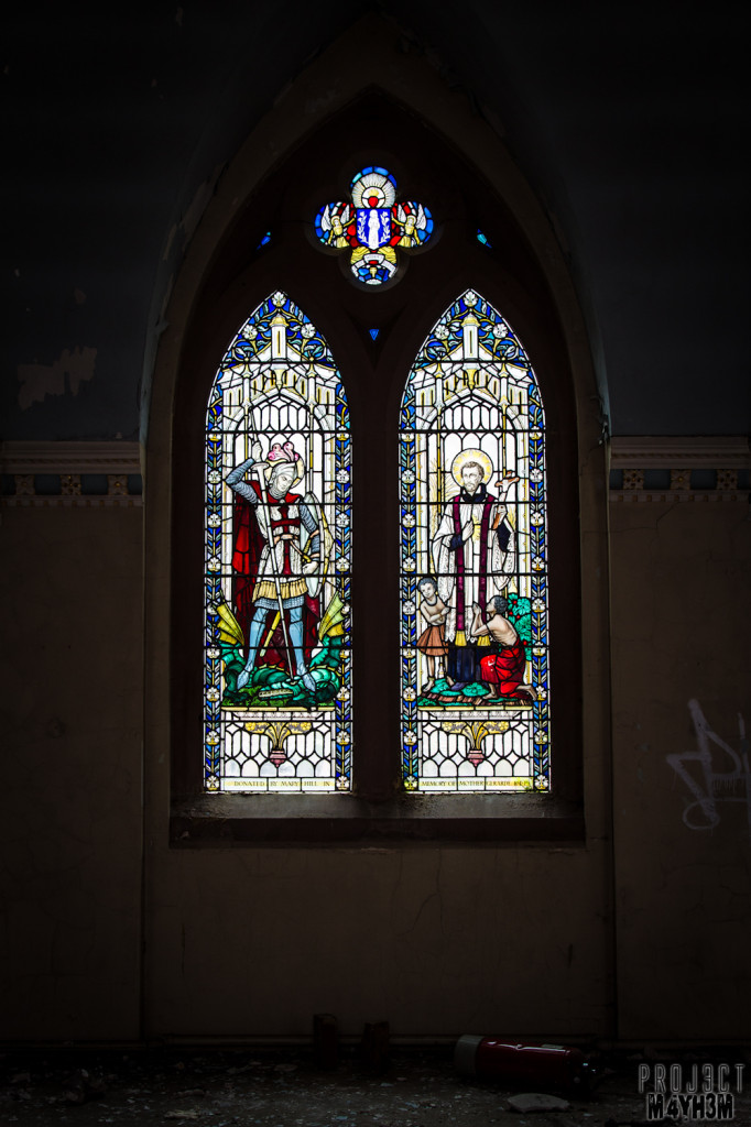 St Josephs Orphanage - Stained Glass