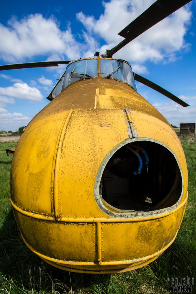 1962 Westland Whirlwind HAR.10 C/N WA362 Helicopter