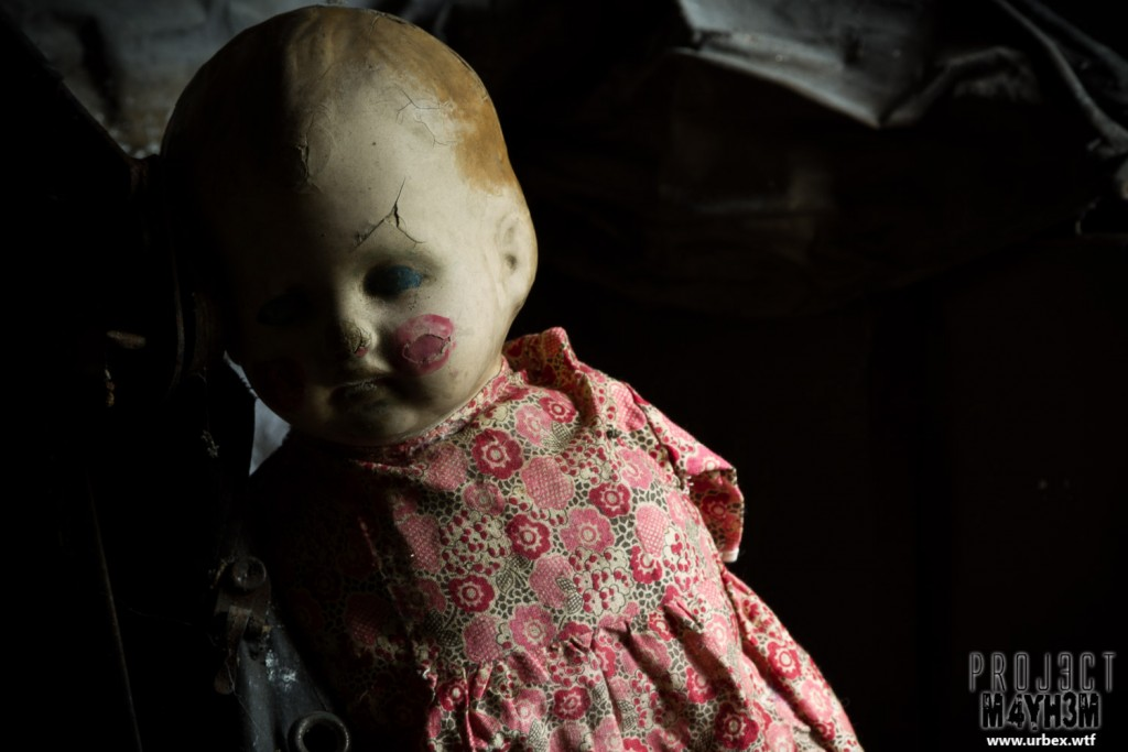 The Diary Keepers Cottage - The Baby