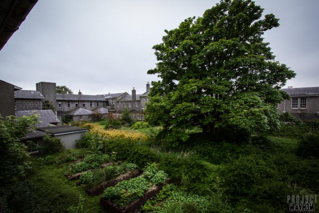 RCH Asylum Exterior