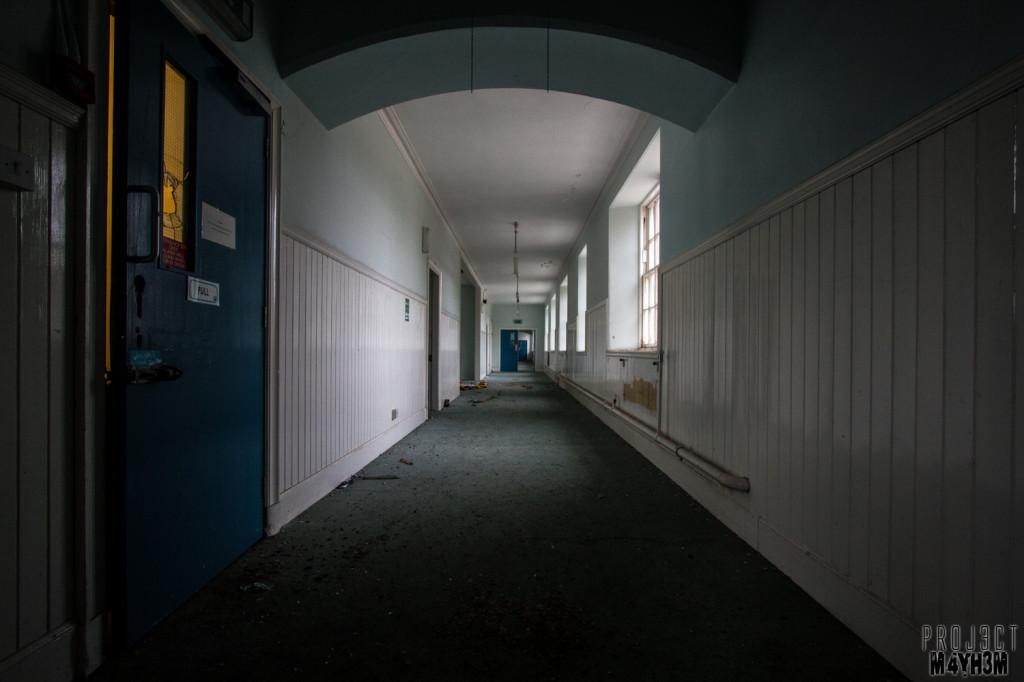 RCH Asylum Corridor