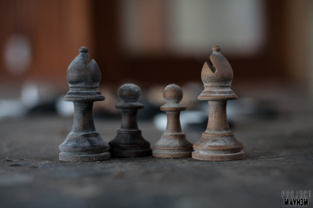 RCH Asylum Chess