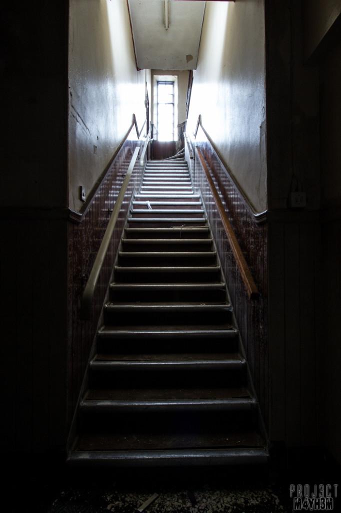 RCH Asylum Staircase