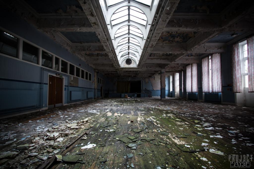 RCH Asylum Main Hall