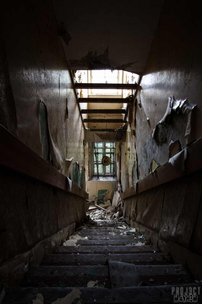 RCH Asylum Stairs