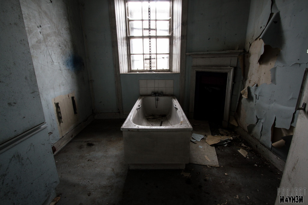 RCH Asylum Bathroom