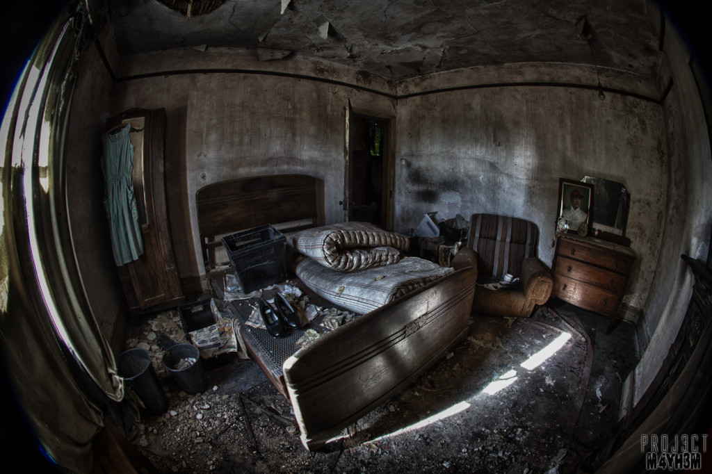 The Bucket House - Bedroom
