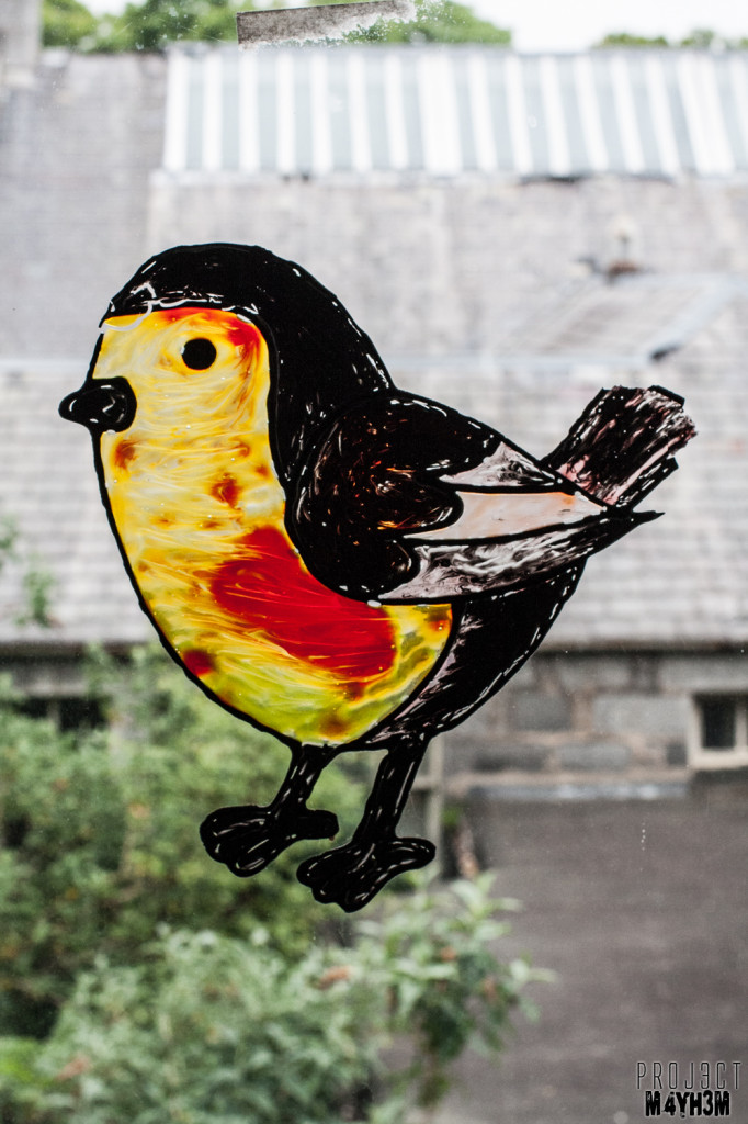 The Unseen Asylum - Who's a pretty birdy