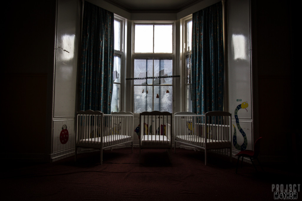 The Unseen Asylum - Children's Ward