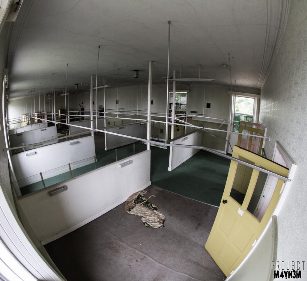 The Unseen Asylum - Ward