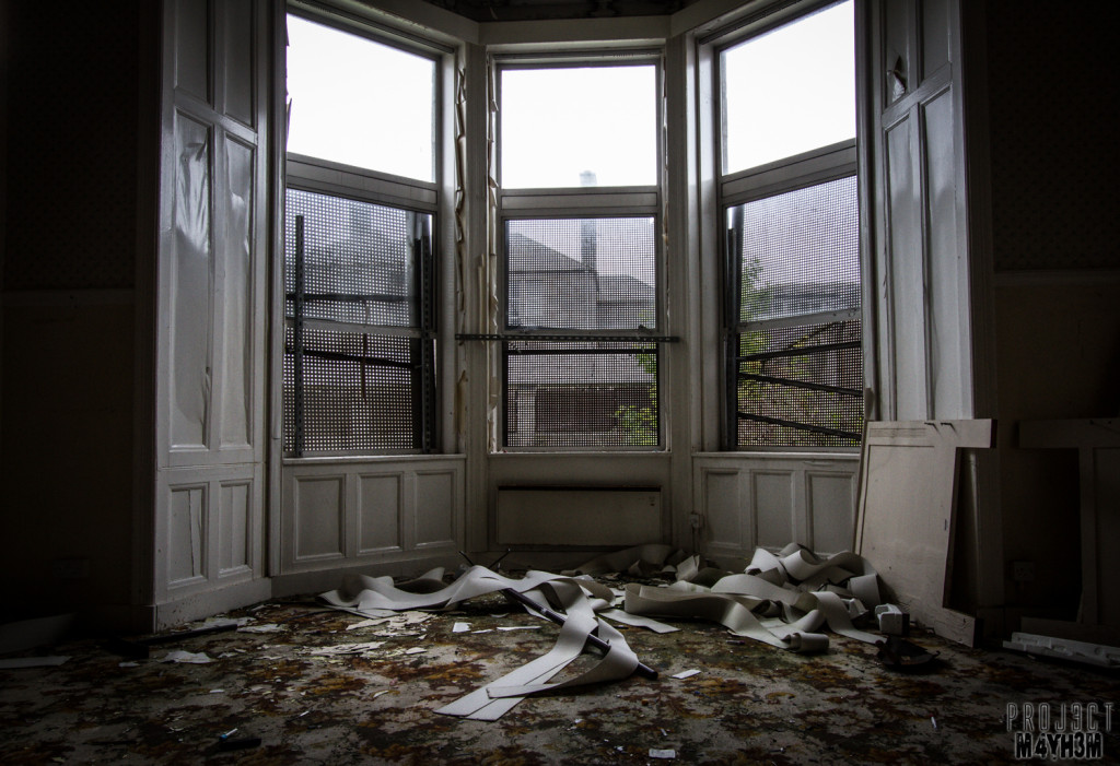 The Unseen Asylum - Bay Window