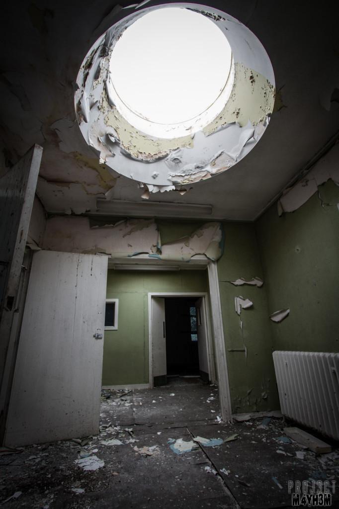 The Unseen Asylum - Skylight