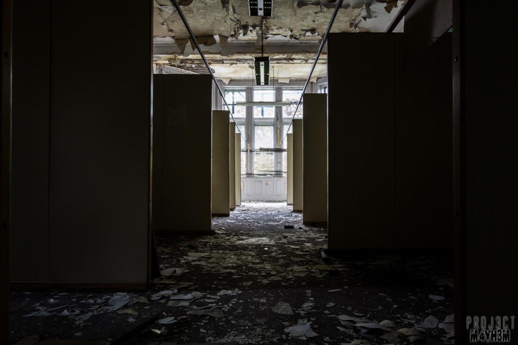 The Unseen Asylum