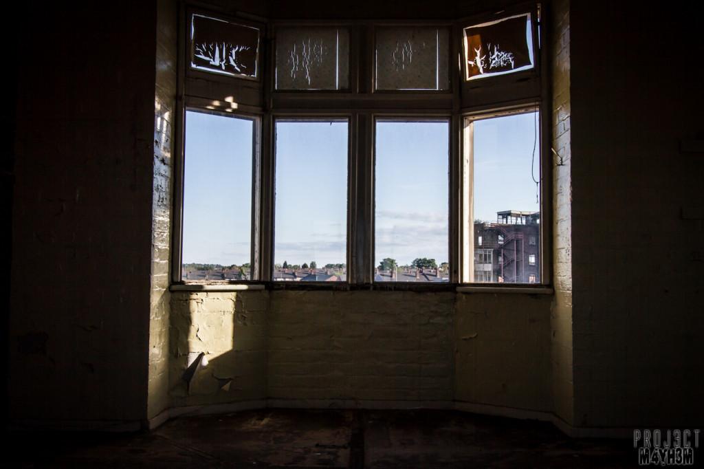 Wallpaper Factory - Bay Window