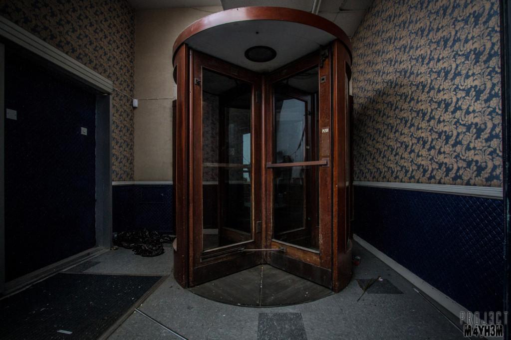 Wallpaper Factory - Revolving Doors